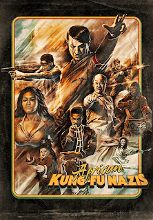 African Kung-Fu Nazis 2019
