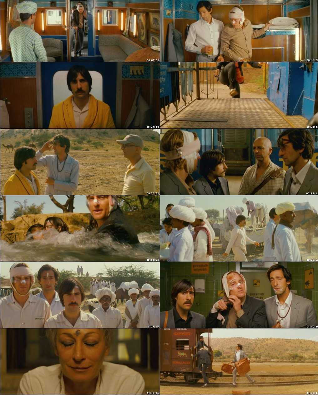 The Darjeeling Limited 2007 Screenshot