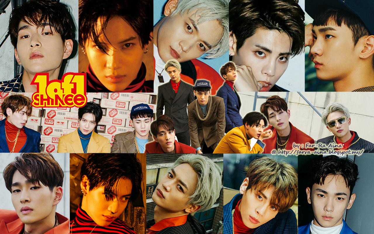 k pop lover shinee 1 of 1 wallpaper