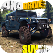 4X4 Drive : Suv Off-Road Simulator Mod Apk