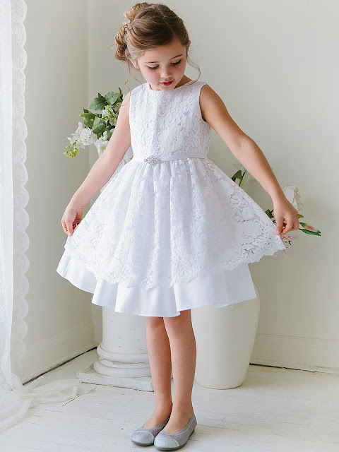 vestidos de primera comunion con tenis