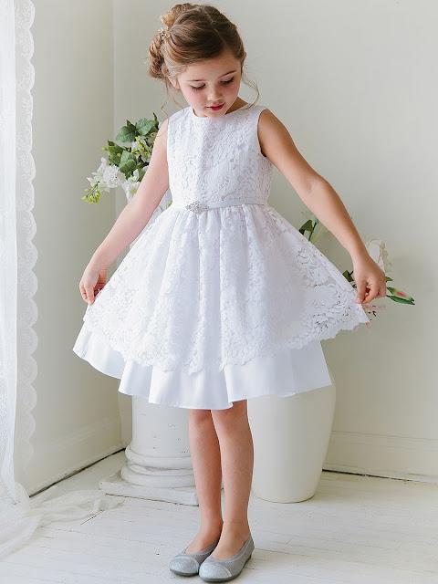 Modelos de vestidos de primera comunion modernos