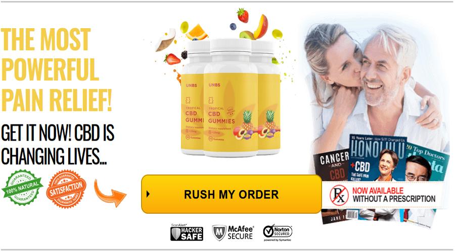 UNBS Tropical CBD Gummies | Complete Food Recipe | Complete Foods