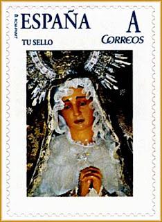 sello, personalizado, tu sello, Virgen, Soledad, Avilés