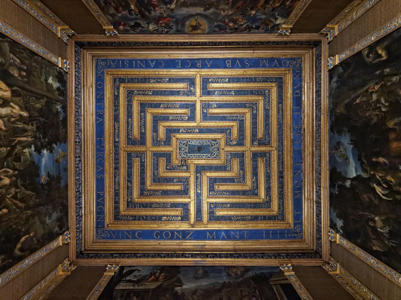 Nigel 39 s rambles palazzo ducale mantua for Stanza mantova