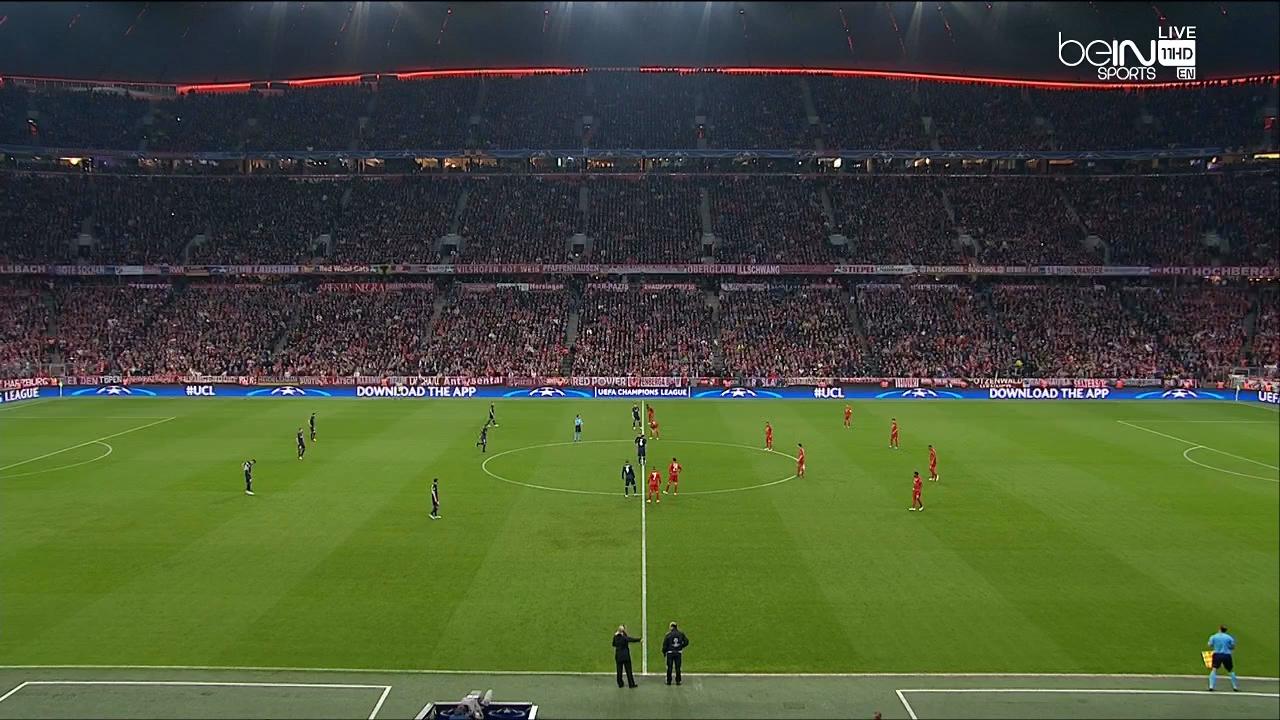 FUTBOL: UCL 2015/16 SF 2nd leg - Bayern München vs ... - photo#50