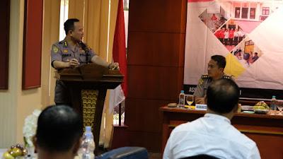 BIRO SDM Polda Banten, gelar latihan peningkatan kemampuan dan kompetensi