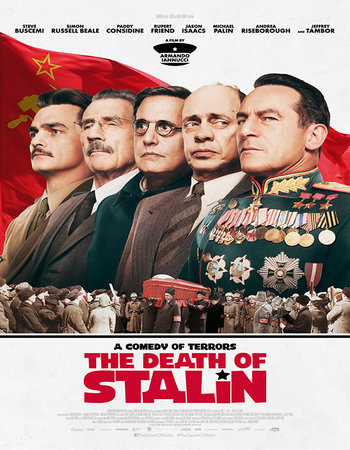 The Death of Stalin (2017) English 720p