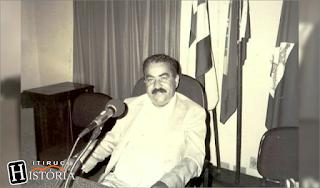 Morre ex-vereador e presidente da câmara irmão Vade