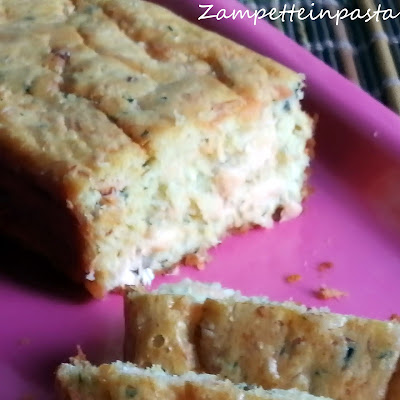 Plumcake al salmone
