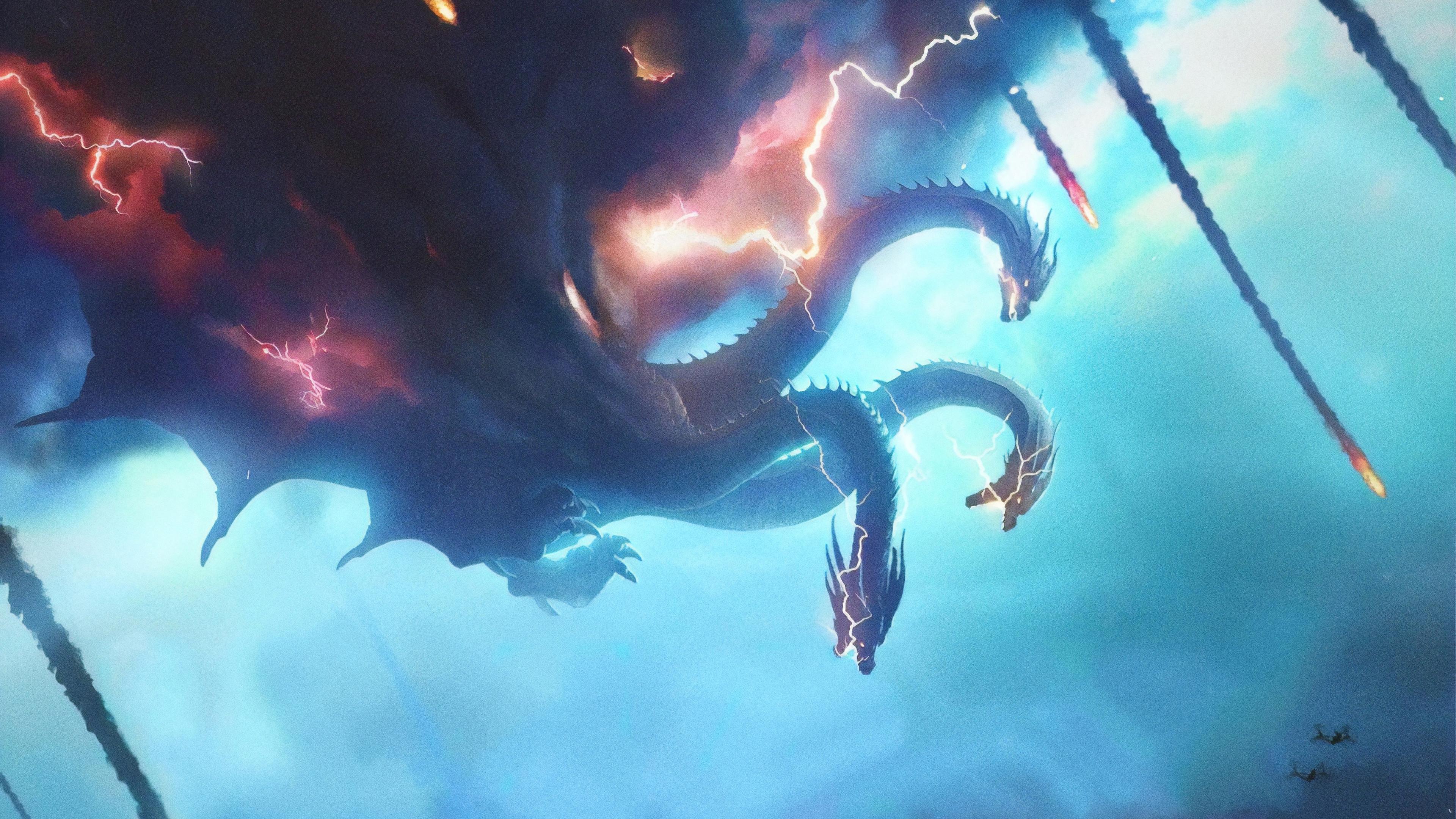King Ghidorah Godzilla: King of the ...