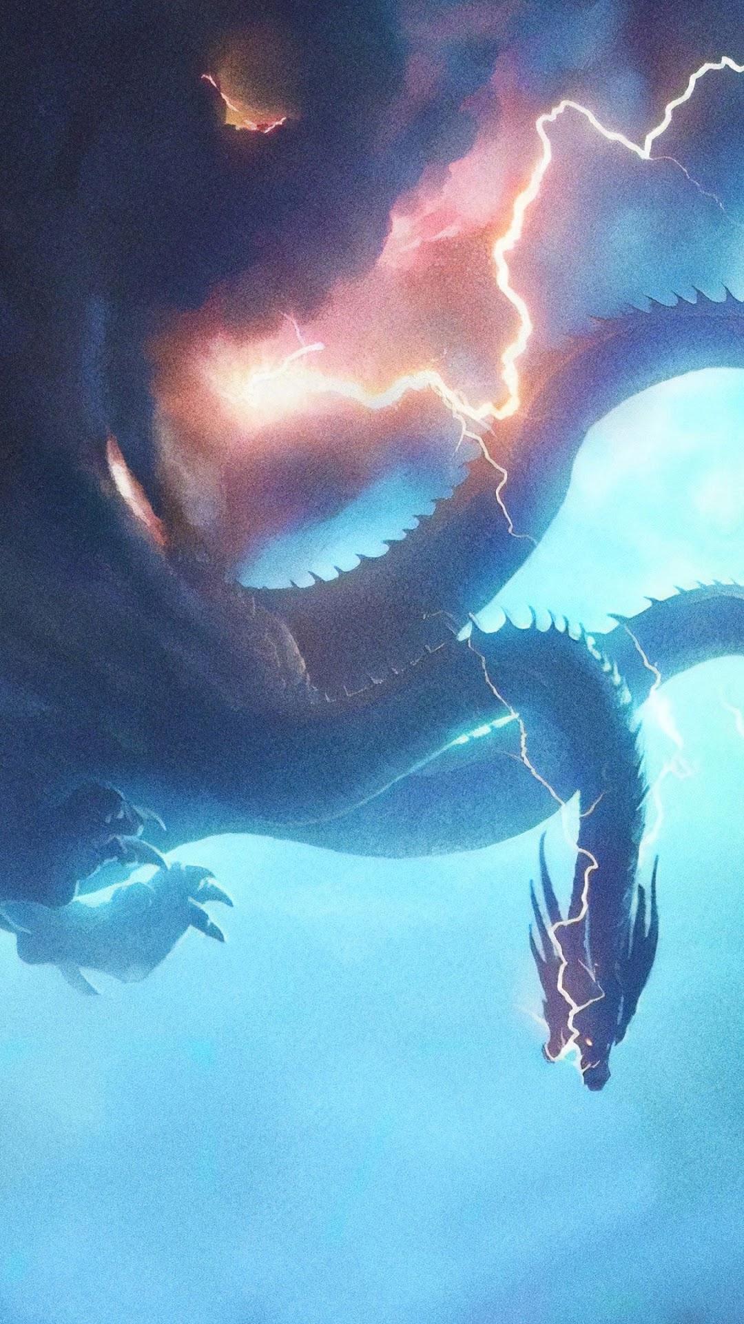 King Ghidorah Godzilla King Of The Monsters 4k Wallpaper 17