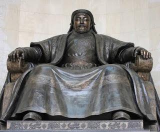 Menyingkap Dusta Sejarah: Jenghis Khan