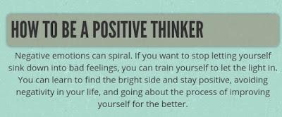 Positive Thinker