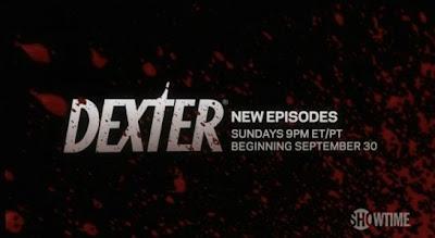 Dexter Säsong 7 - Helt nya avsnitt!