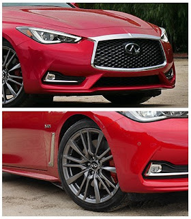 2017 Infiniti Q60 Red Sport Review