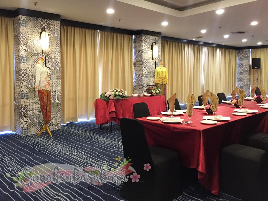 Lunch Menu Peranakan di Bibik's Kitchen @ JO Hotel, Johor Bahru