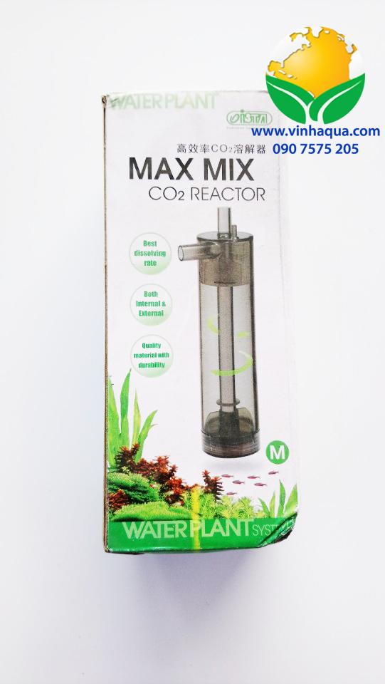 Bộ trộn CO2 Max Mix hồ thủy sinh