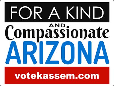 Arizona Governor 2022 Democrat Suzy Kassem
