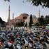 Η Αγία Σοφία «δακρύζει» - Κοσμοσυρροή για το σόου Ερντογάν