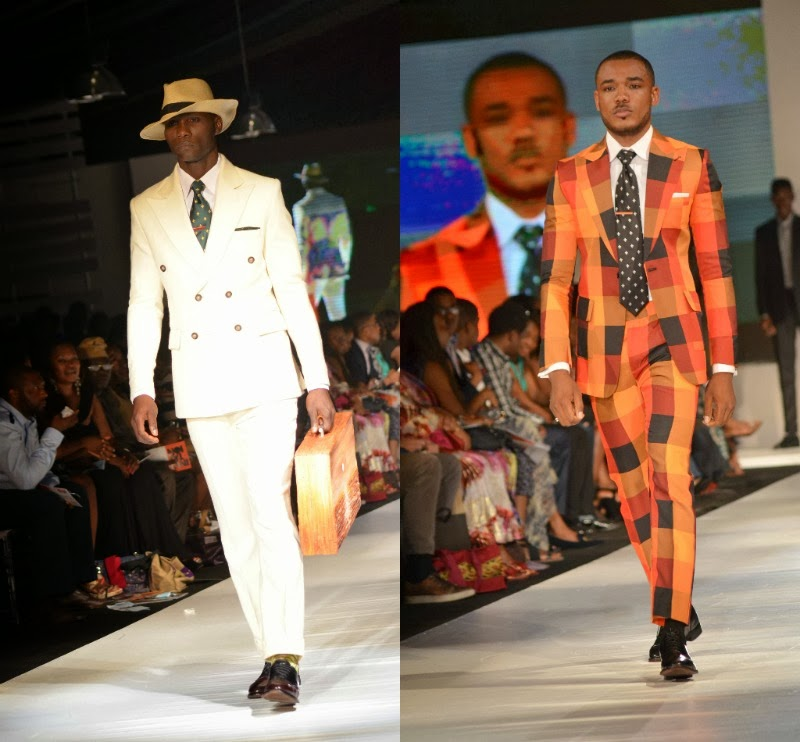 Emeka Rodney Mtn Young Designer Of The Year 2013 Award Fashion Rehab