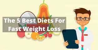 best diets for fast weight loss