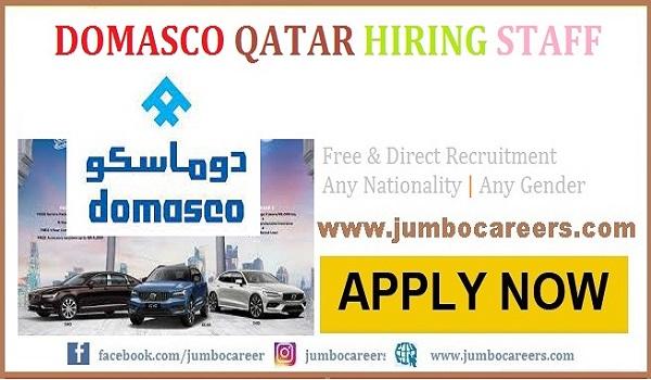Volvo Car Jobs Qatar 2021 |