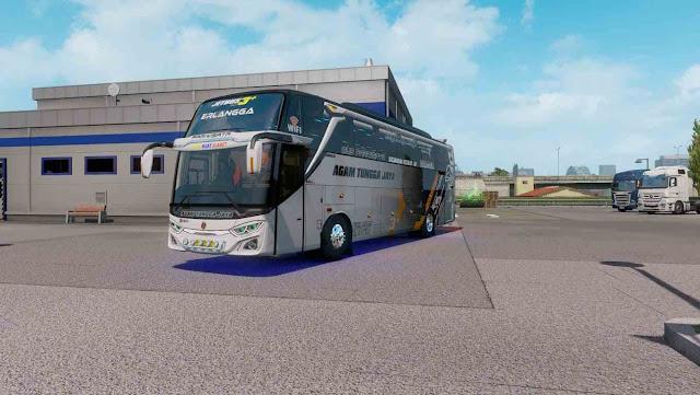 Mod ets2 jetbus 3 Shd SCANIA K360
