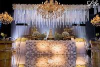 espaco glorioso montado por fernanda dutra e gerusa ollerman no open day da ambientallize espaço luxuoso clássico elegante e sofisticado por life eventos especiais decoração e cerimonial de casamento
