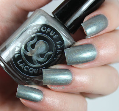Octopus Party Nail Lacquer The Vine Intervention