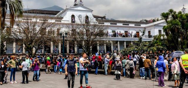 cuál es la ciudad más poblada de Ecuador