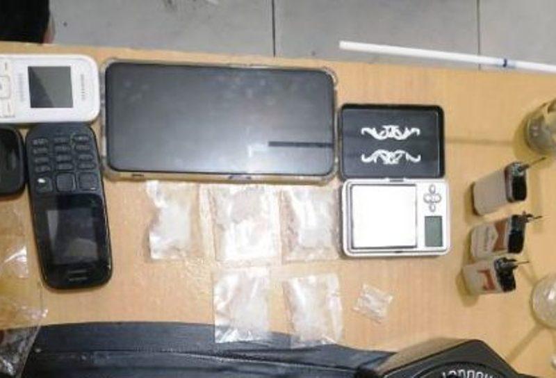 Sembilan Orang Diamankan Tim Narkoba Polres Tanjungpinang Diduga Pelaku Tindak Pidana Narkotika