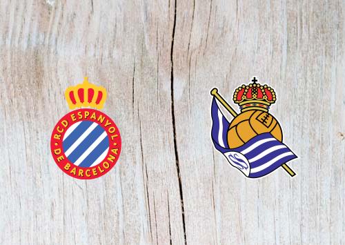 Espanyol vs Real Sociedad - Highlights 18 May 2019