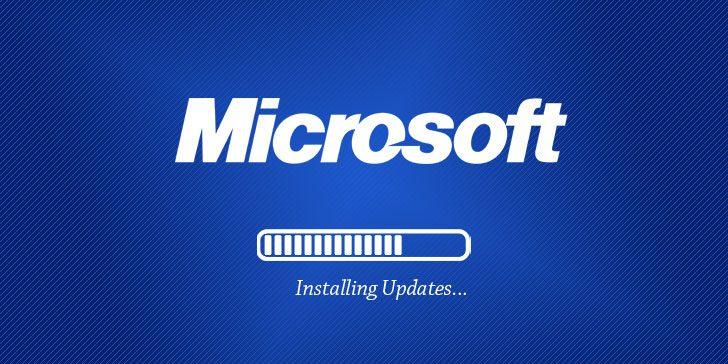 microsoft windows security updates