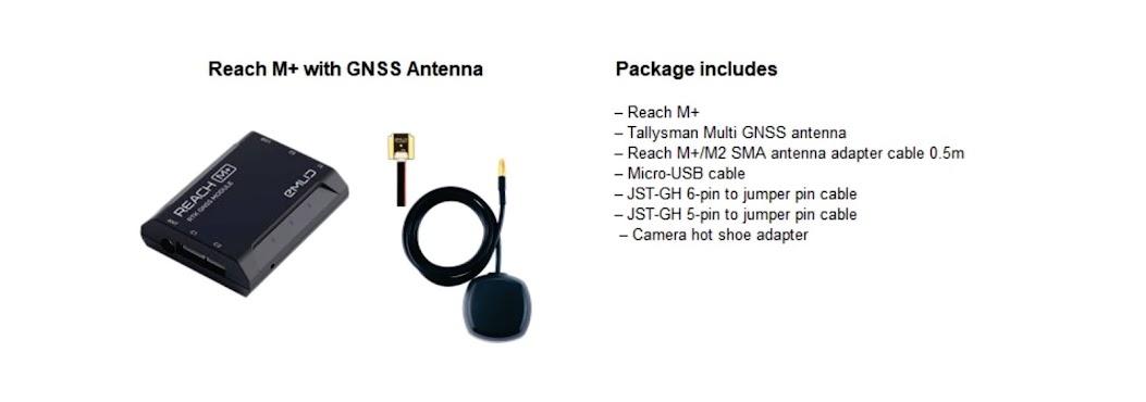 M+ GNSS