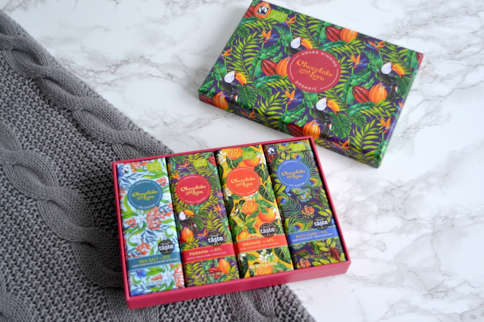 Luxury Fairtrade And Organic Chocolate From Chocolate And