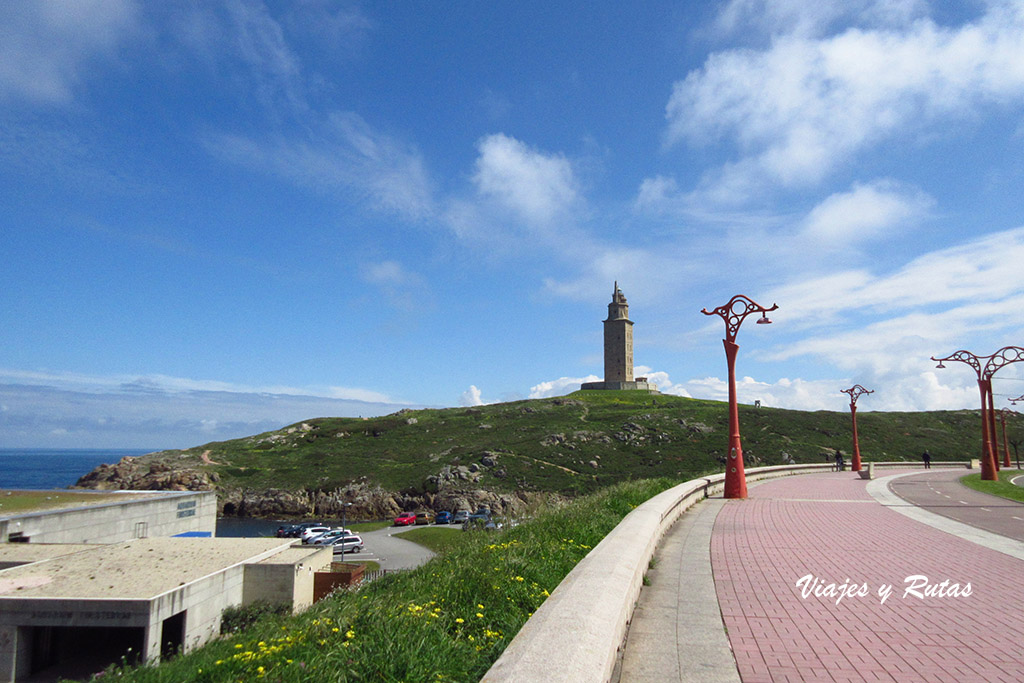 A Coruña Torre de Hercules