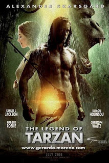 Nonton The Legend of Tarzan (2016)