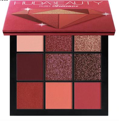 Palette de fards à paupières Ruby Huda Beauty