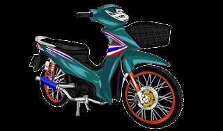 mentahan logo racing thailook