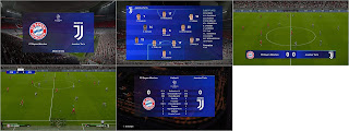 PES 2020 Champions League Scoreboard V0.5 For Demo by 1002MB