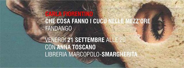Carla Fiorentino alla MarcoPolo-S.Margherita