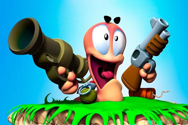 تحميل لعبة حرب الديدان Worms 3D كاملة مرفوعة على المعشوقة ميديا فاير