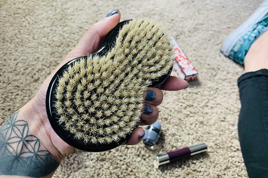 Sephora Collection Dry Revive Dry Body Brush