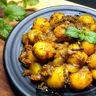Pudine wale Aalu Ki Recipe   Asha And Anita   Aloo Pudina Recipe  