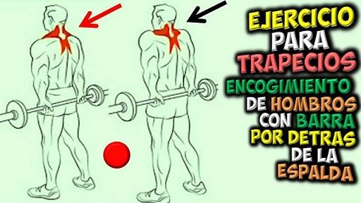 entrenamiento hombros y espalda