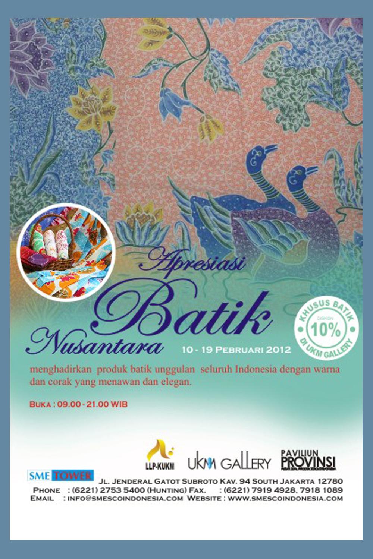 Ajibbro Apresiasi Batik Nusantara