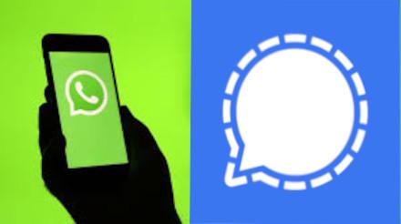 ماهو تطبيقSIGNAL ولماذا يجب عليك استخدامه بدلا من واتساب!!