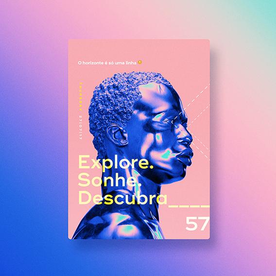 Tren Desain Grafis paling inspiratif di tahun  10 Tren Desain Grafis paling inspiratif di tahun 2019