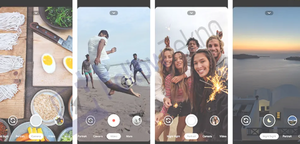 Download Aplikasi Video Bokeh Full HD Google Camera